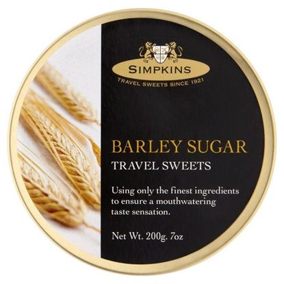 Picture of Simpkins Barley Sugar Travel Sweets - 200g