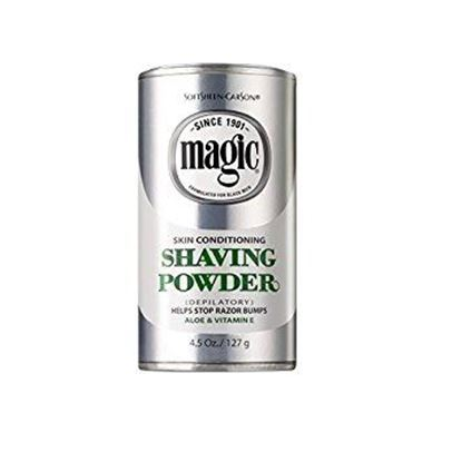 Picture of SoftSheen Carson Magic Skin Conditioning Shaving Powder - 127g