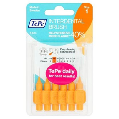 Picture of TePe Interdental Brush - Size 1