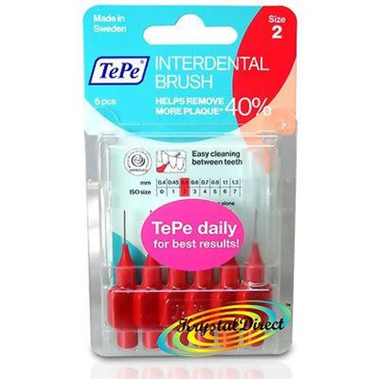 Picture of TePe Interdental Brush - Size 2