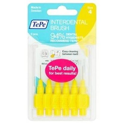 Picture of TePe Interdental Brush - Size 4