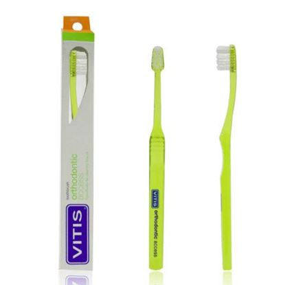 Picture of Vitis Orthodontic Access Toothbrush