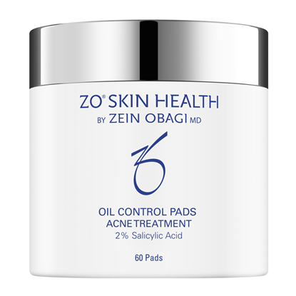 Picture of ZO Skin Health Oil Control Pads Acne Treatment - 60 pads