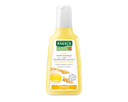 Picture of Rausch Egg-Oil Nourishing Shampoo - 200ml
