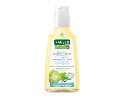 Picture of Rausch Heartseed Sensitive Shampoo - 200ml