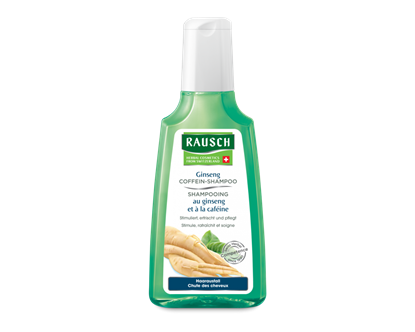 Picture of Rausch Ginseng Caffeine Shampoo - 200ml