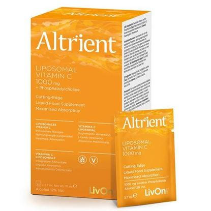 Altrient Vitamin C with Revolutionary Absorption Technology